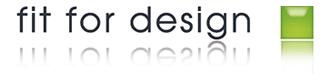 cropped fit for design logo